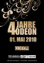 4 Jahre Odeon Lounge Würzburg