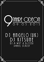 9 Jahre Odeon Lounge Würzburg