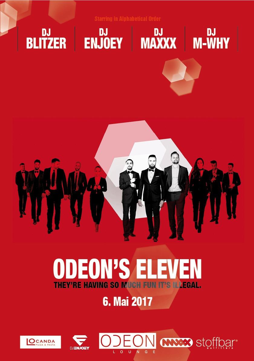 11 Jahre Odeon Lounge Würzburg