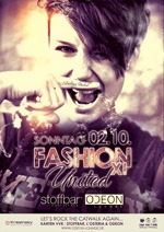 Fashion United XI Odeon Lounge Würzburg