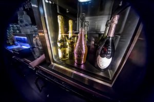 Odeon Lounge Würzburg Champagner